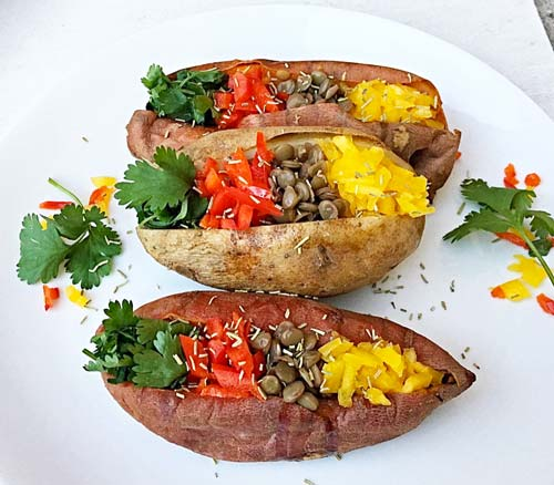 Healthy eating on a budget with sweet potato recipes
