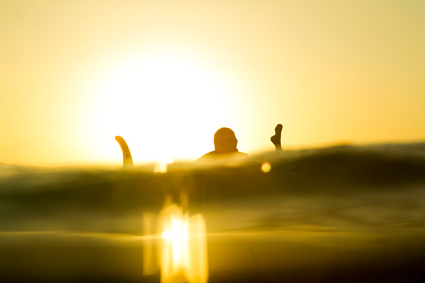 Sunset surf and water photography with Fran Miller