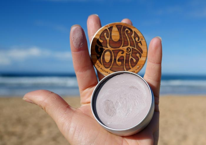 Surf Yogis sunscreen for surfing