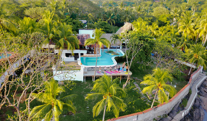 Salty Soul Experience surf and yoga camps