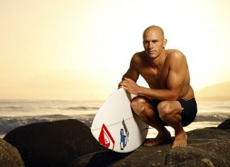 Kelly Slater on diet fitness and health