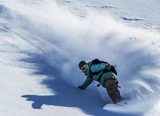 When snowboarding you are truly experiencing the Flow State