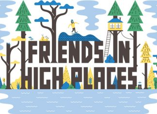 Friends in high places video
