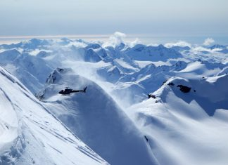 Make all your dreams come true and go heliskiing with points north heli adventures in Alaska