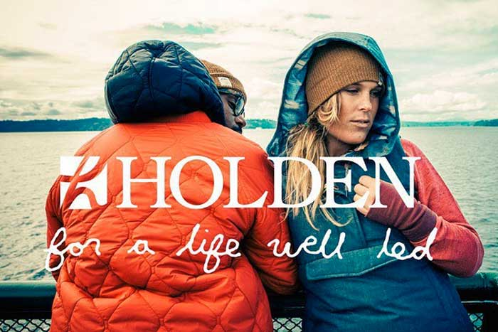 Holden Outerwear snowboarding clothing