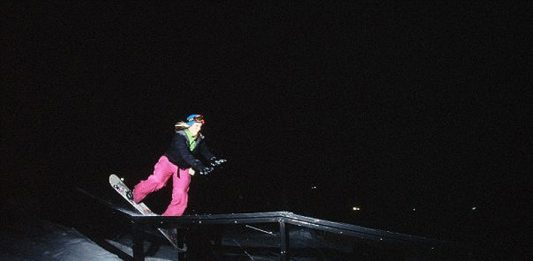 fear in snowboarding and sport