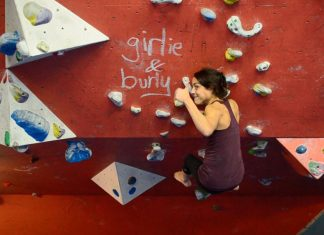 girlie and burlie a film about women who climb