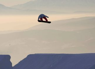 how to overcome fear in snowboarding