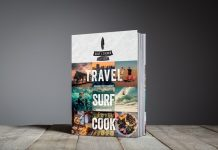 Salt and silver surf, travel, cook
