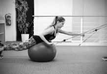 Paddle fitness - improve your surf strength