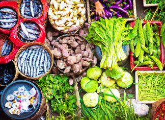 Healthy eating on a budget - asian recipes and ingredients