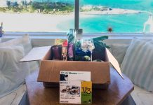 Aussie Farmers Direct Fresh Box delivered to your door or beach house!