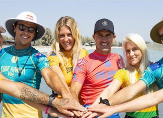 WSL equal pay for women surfing