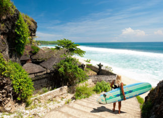 Surf Getaways and Still stoked Women's surf trips