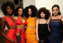 Fashion Models of colour, race and size