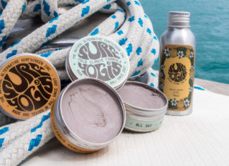 Surf Yogis sunscreen for surfers