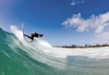 Become a surf instructor