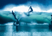 electric wave surf