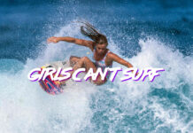 GIRLS CANT SURF MOVIE